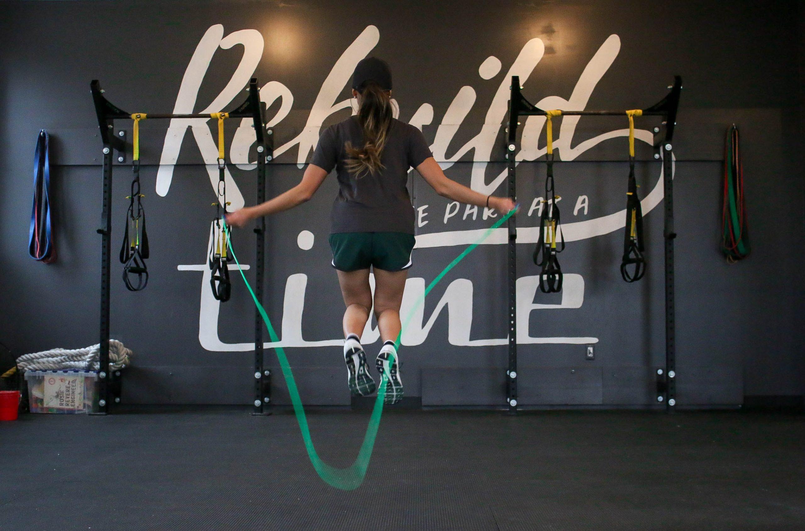 rope jump